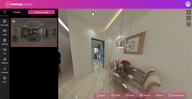 My Virtual Tours Review Demo - Create 360 Videos For Local Businesses 2